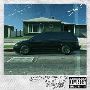 good kid, m.A.A.d city [2 LP][Explicit]