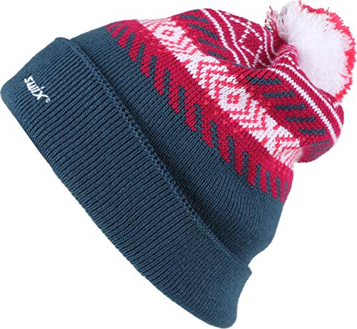 Swix Perth Beanie Navy Mens ()