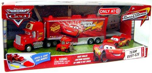 Disney / Pixar CARS Movie 1:55 Die Cast Car Series 4 Race...