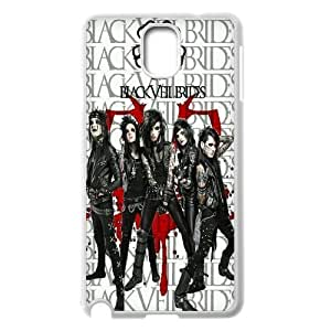 Custom High Quality WUCHAOGUI Phone case BVB - Black Veil Brides Music Band Protective Case For Samsung Galaxy NOTE3 Case Cover - Case-18