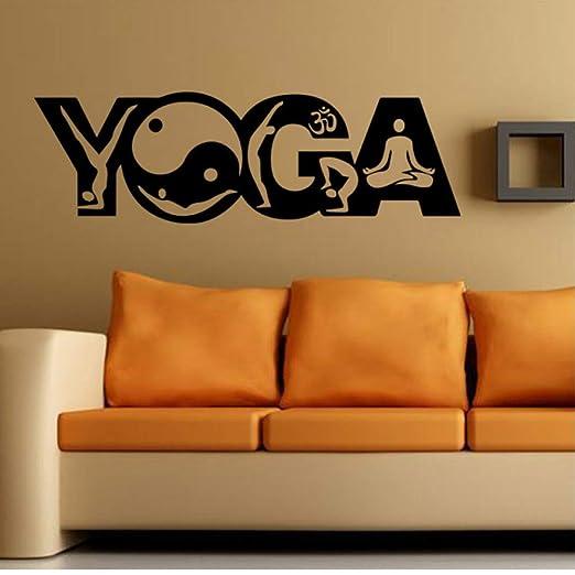 Jasonding Budismo Indio Yoga Art Mural Poster Etiqueta De La ...