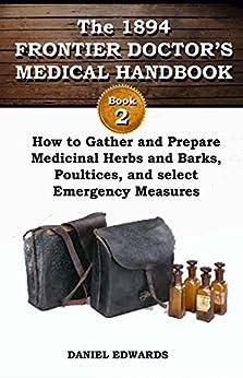 1894 FRONTIER DOCTORS MEDICAL HANDBOOK ebook product image