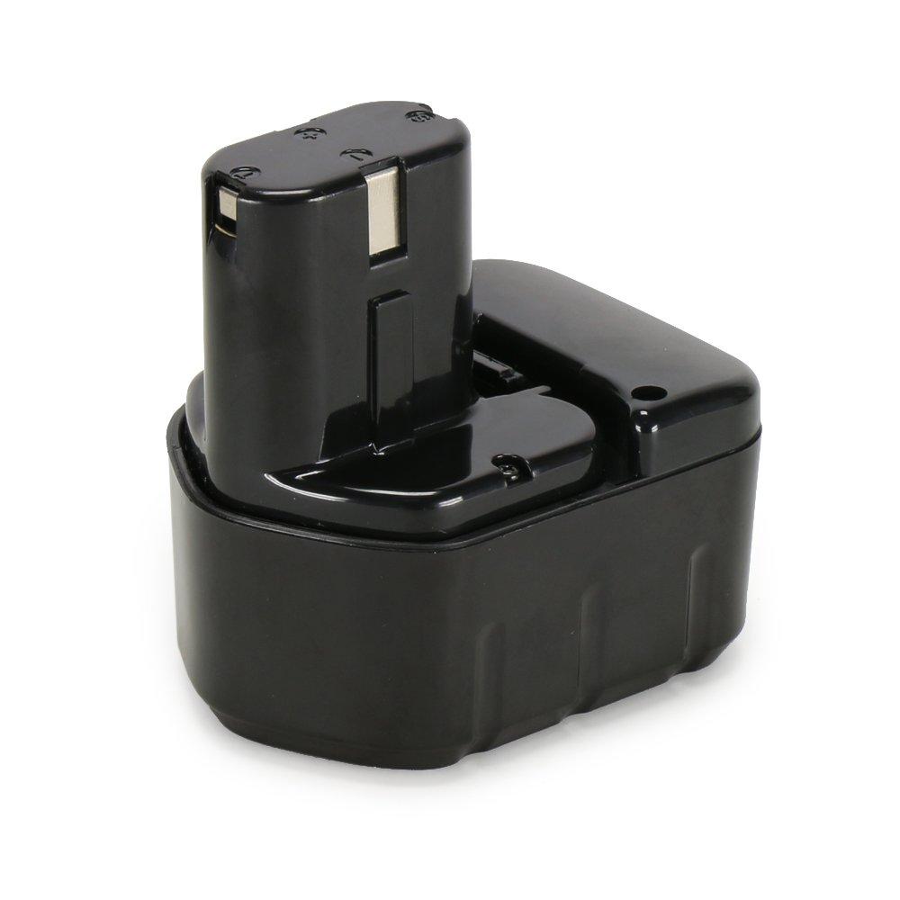 POWERAXIS 14.4V 3.0Ah Ni-MH Utensili Elettrici Batteria per Hitachi EB 1412S EB 1414 EB 1414L EB 1414S EB 1420RS 315128 315129 315130 319104 319933 324367