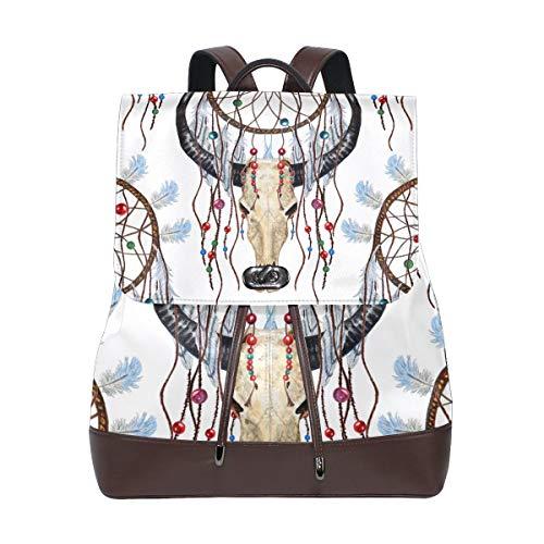 DragonSwordlinsu , Sac à main porté au dos pour femme multicolore Taille unique