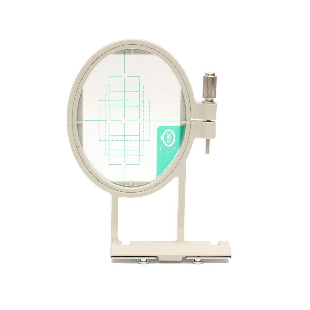 Highmoor Small Embroidery Hoop SA431 for Brother SE270D SE350 SE400 PE-300S PE-400D PE500 LB6800 HE-120 HE-240 LB-6770 LB-6800PRW 500D 900D 950D SB7050E Embroidery Machine