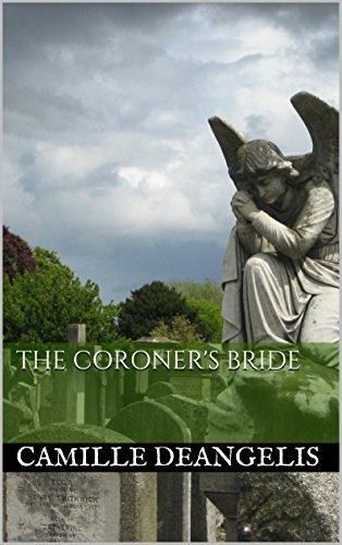 book cover of The Coroner\'s Bride