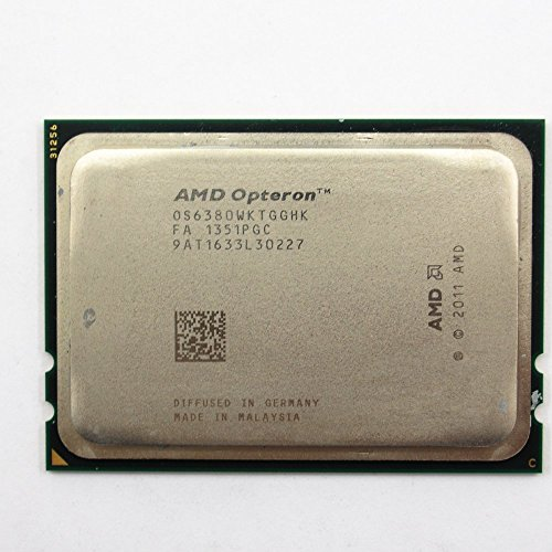 AMD Opteron 6380 2.5GHz 16-Core 16MB L3 Cache CPU Processor OS6380WKTGGHK (Renewed)