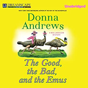 The Good, the Bad, and the Emus Audiobook