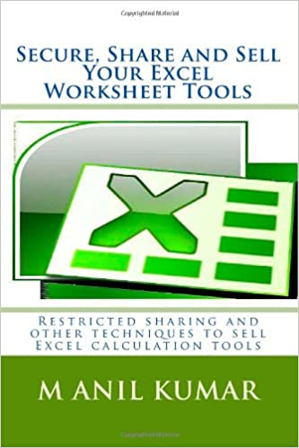 Secure, Share and Sell Your Excel Worksheet Tools: Simple ...