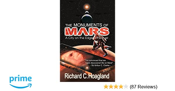 The monuments of mars a city on the edge of forever 5th edition the monuments of mars a city on the edge of forever 5th edition richard c hoagland 9781583940549 amazon books fandeluxe Choice Image