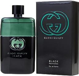 Gucci Guilty Black Pour Homme Fragrance Collection 3.0-oz. Eau de Toilette