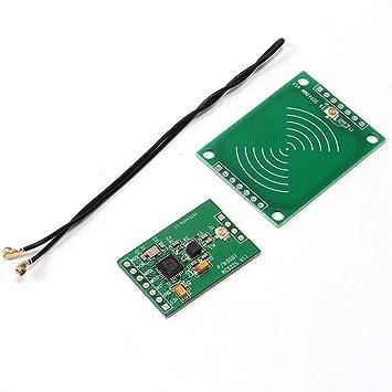 13.56 MHz Módulo RFID Lector de Tarjetas Escritor Módulo IC ...