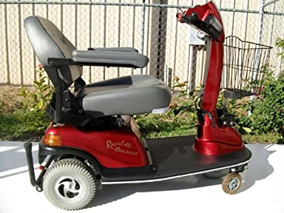 Rascal 600 B Power Chair w Seat Lift - Used Electric Scooters