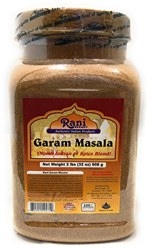 Rani Garam Masala Indian 11 Spice Blend 2lbs (32oz) Bulk