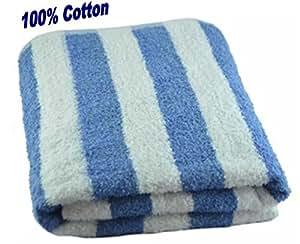 "Amazon.com: AHG Oversized Luxury Beach Towel - (30"" X 70"