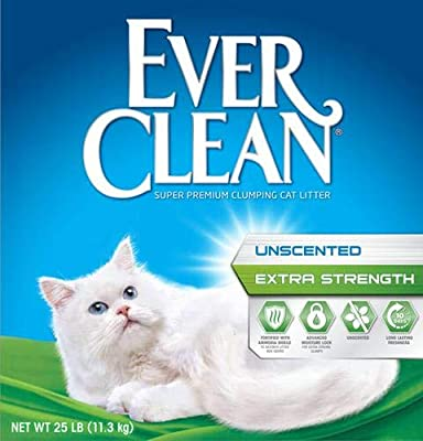 Scent-Free Cat Litter