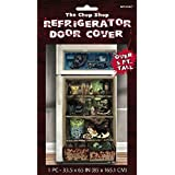 Amscan International 249400 Cover Refrigerator Door Halloween Decoration Set