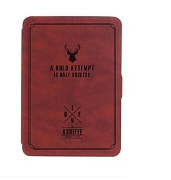 DATOUDATOU Slim para Amazon Kindle Paperwhite 1 2 3 Caso Impreso ...