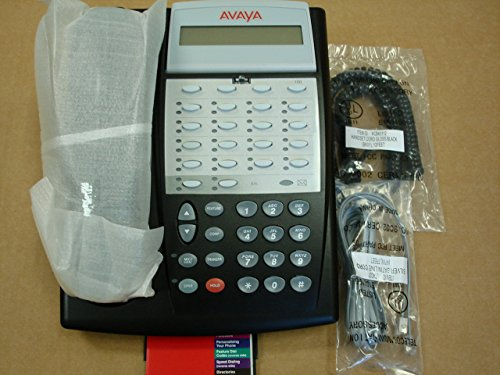 Avaya Partner 18D Phone (Series 2) Black (Renewed) ()