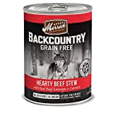 Merrick Backcountry Beef Stew Can Dog Food