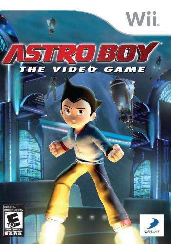 Astro Boy Toy (Astro Boy: The Video Game - Nintendo Wii)