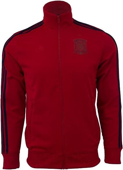 adidas Hommes UEFA Euro 2016 Espagne 3 Stripe Veste De