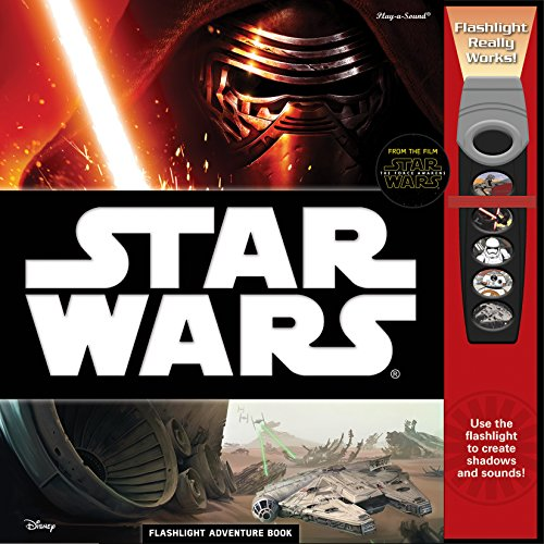 Star Wars™ The Force Awakens Flashlight Adventure Book (Flashlight Light Force)