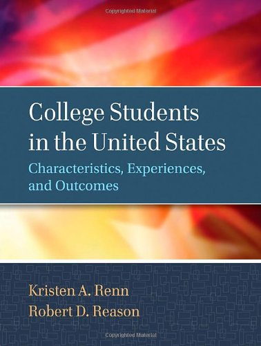 Pdf Teaching College Students in the United States: Characteristics, Experiences, and Outcomes