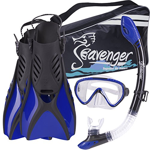 Seavenger Advanced Snorkeling Combo Single product image