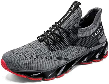 Aszeller Men s Running Shoes Blade Non Slip Fashion Sneakers Breathable Mesh Soft Sole Casual Athletic Lightweight Walking Shoes