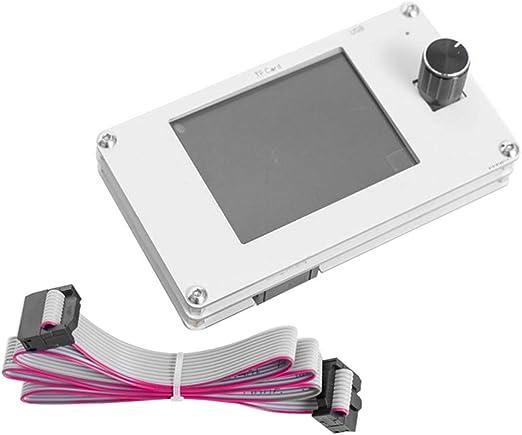 S SMAUTOP Kleine Lasergravurmaschine Offline Control Board 2 Achsen CNC Platine Platine (mit karte)