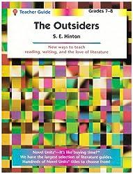 The Outsiders - Teacher Guide (Novel Units)