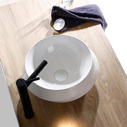 北欧の上カウンター盆地セラミック洗面台現代ファッションシンプルなラウンドセラミックホーム P3/18