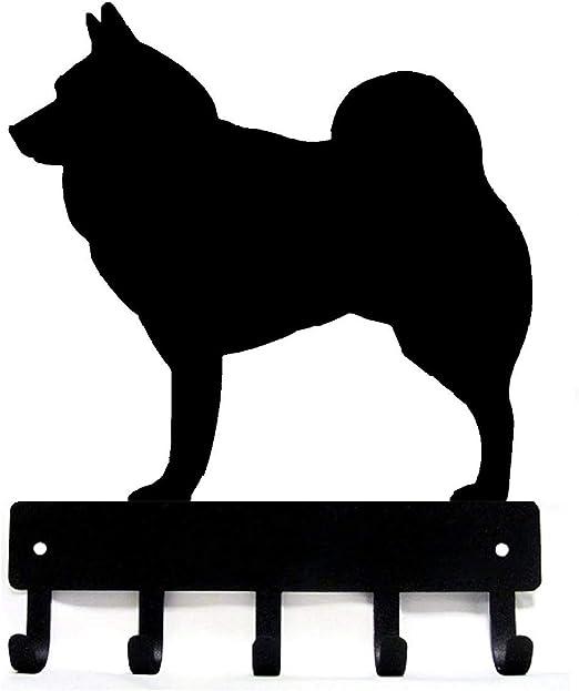Key Hooks /& Holder The Metal Peddler Corgi Dog Small 6 inch wide KR-Corgi-SM