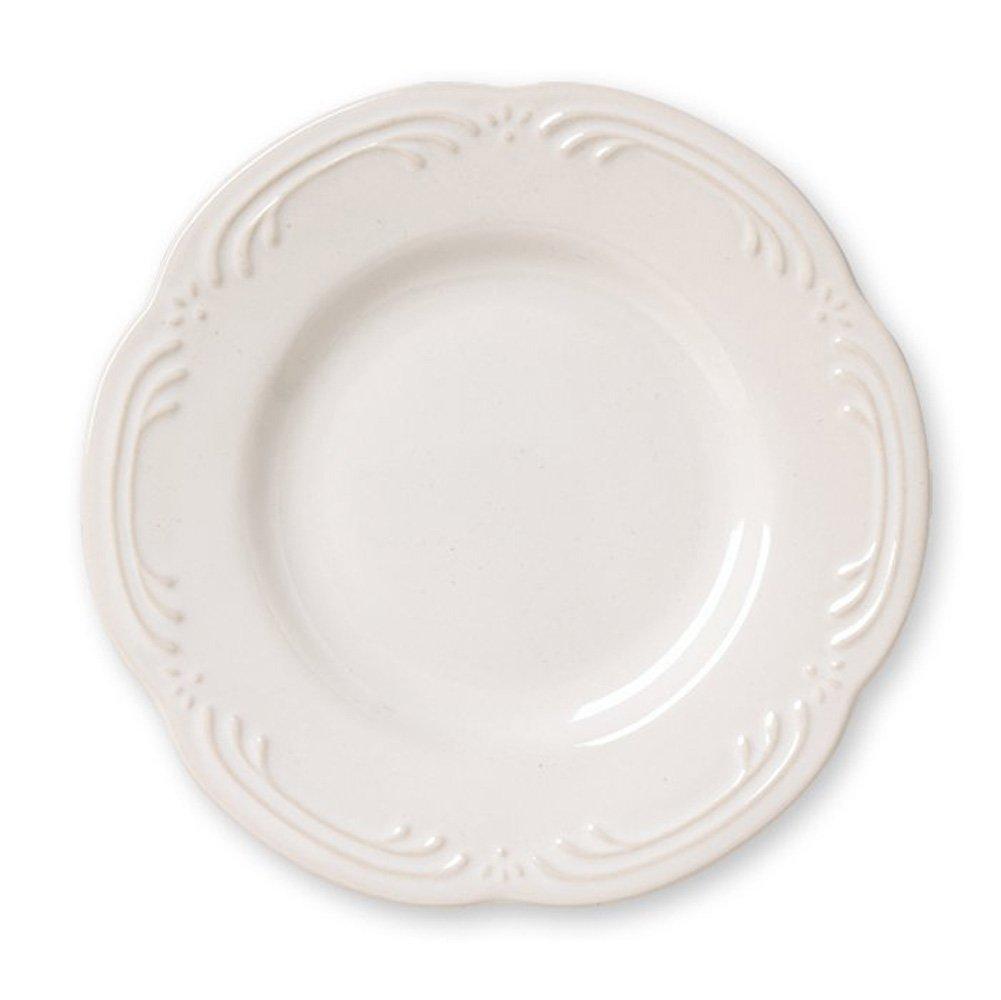 Pfaltzgraff Filigree Bread and Butter or Dessert Plates (6-1/4-Inch)