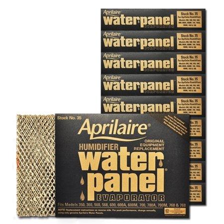 Aprilaire #35 Water Panel Evaporator, 10PK