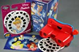 : Cinderella Gift Set - ViewMaster - 3 Reel Set, Viewer, Magic Princess Postcard