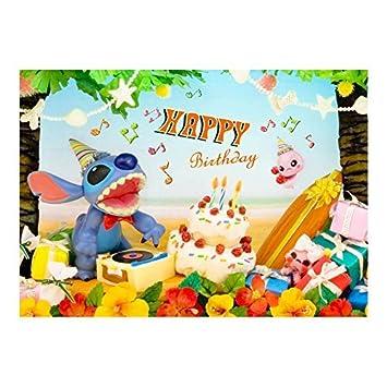 Amazon Disney Stitch Birthday Cards Amazing 3d Lenticular