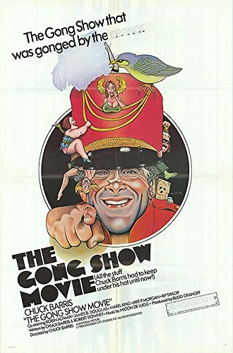 Gong Show Movie - Authentic Original 27
