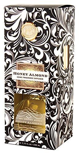UPC 608666692012, Michel Design Works Home Fragrance Diffuser, Honey Almond