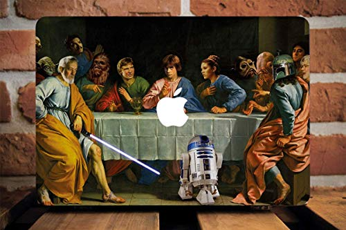 Lord's Supper Laptop Case For Macbook Air 13 2018 11 Apple Pro 13 15 2016 2017 Hard Cover Macbook 12 inch Mac Pro Retina 15 13 Clear Protective Handmade Custom Art Design ZV2034 -