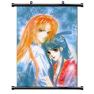Fire King Anime Wall Scroll Poster (16 x 23) Inches