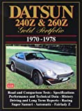 Datsun 240Z and 260Z Gold Portfolio, 1970-1978