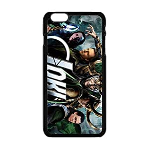 GKCB Unique Loki Cell Phone Case for Iphone 6 Plus