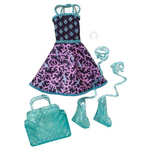 Monster High Lagoona Blue Basic Fashion Pack (Lagoona Blue Monster High)