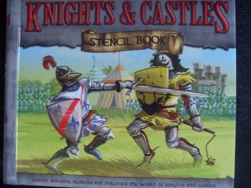 Knights & Castles Stencil (Leo Stencil)