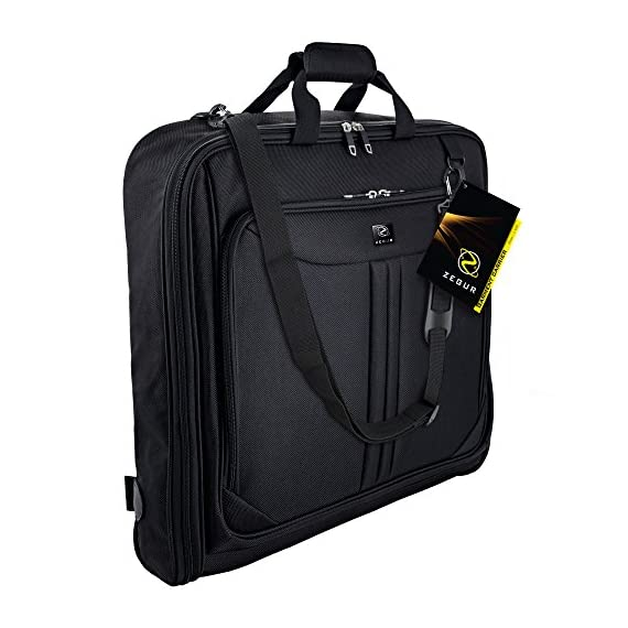 ZEGUR-Suit-Carry-On-Garment-Bag-for-Travel-Business-Trips-With-Shoulder-Strap