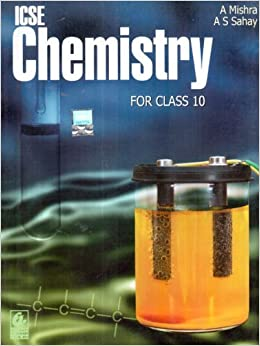 icse chemistry for class 10 amazon in amarnath mishra books