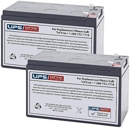 Eaton-Powerware PW5105-450VA Compatible Replacement Battery Kit