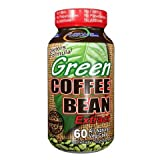 Fusion Diet Systems Diet Supplement, Green Coffee Bean Extract, 60 Count